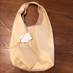AUTHENTIC NWT CELINE LEATHER HOBO BAG